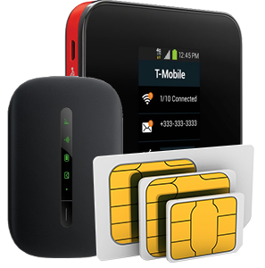 MiFi Data SIM cards